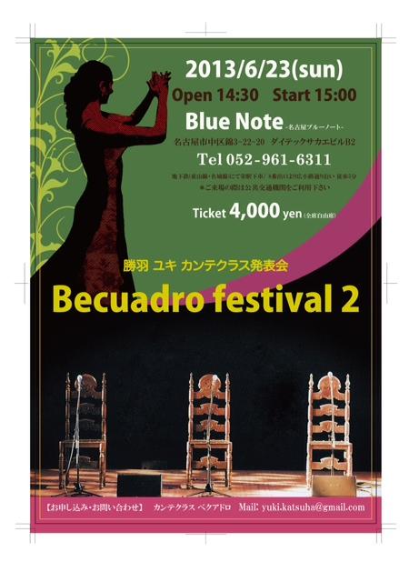 ベクアドロフェスティバル2